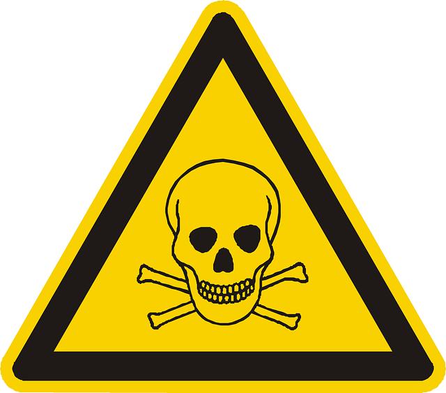 Les métaux lourds constituent un danger d'empoisonnement pour votre organisme