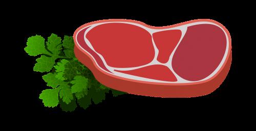 La viande rouge a la réputation d'apporter des forces