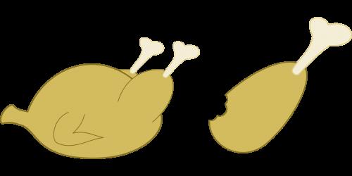 La viande blanche est volontiers consommée plusieurs fois par jour dans beaucoup de foyers
