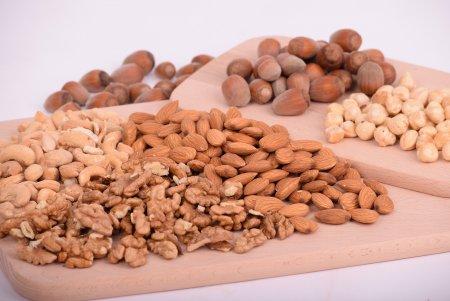 Les graines oléagineuses ont besoin de réhydratation ou de toastage pour une bonne assimilation des nutriments